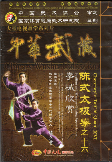 Picture of Pugilism and Weapon-Boxing Appreciation with Grandmaster Chen Zhenglei.