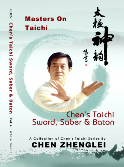 Picture of Chen's Taichi Sword, Sabre and Baton by Chen Zhenglei
